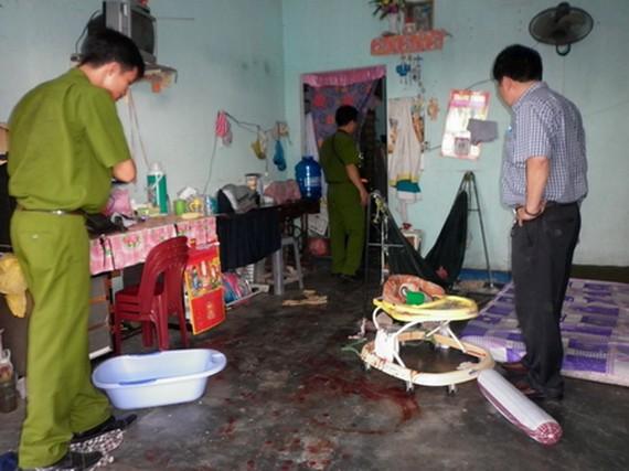 Nghi chồng sát hại vợ rồi tự sát ở quận Bình Tân ngày giáp tết