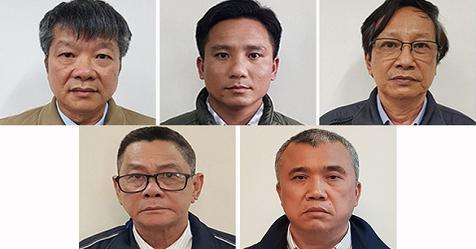 Khởi tố 5 nguyên lãnh đạo các gói thầu dự án cao tốc Đà Nẵng - Quảng Ngãi
