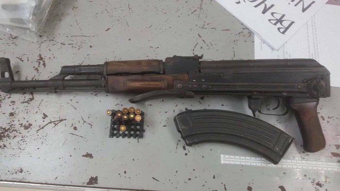 Xác định chủ nhân của khẩu súng AK mà Tuấn 'khỉ' dùng để gây án
