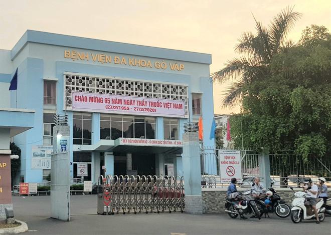 Giám đốc Bệnh viện Gò Vấp bị tố đầu cơ khẩu trang: Chuyển hồ sơ sang công an