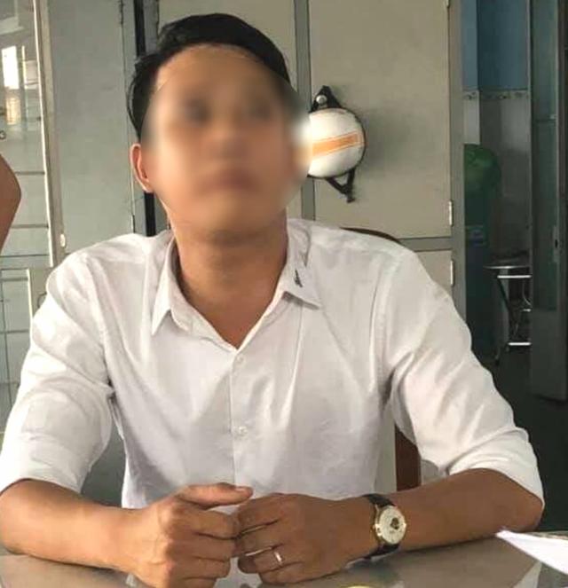 Điều dưỡng bệnh viện bị bắt vì sàm sỡ phụ nữ giữa đường