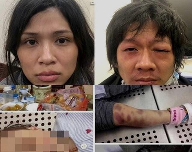 Lời khai của cặp vợ chồng nghi sát hại bé gái 3 tuổi