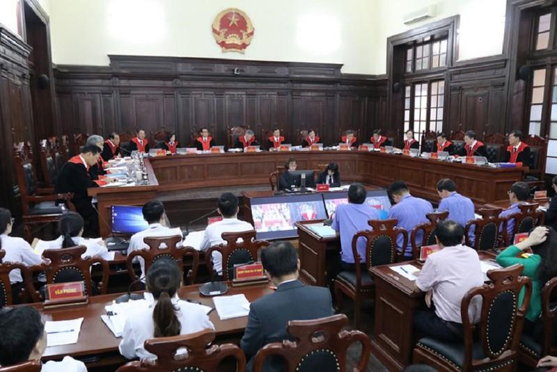 Tòa tối cao tuyên bác kháng nghị vụ Hồ Duy Hải