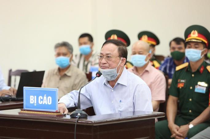 """Gây thất thoát 939 tỉ đồng, cựu Đô đốc Nguyễn Văn Hiến nói """"nhận khuyết điểm"""""""