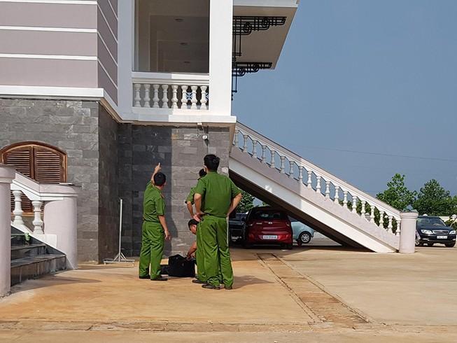 Vụ nhảy lầu ở tòa: VKS tỉnh Bình Phước lên tiếng