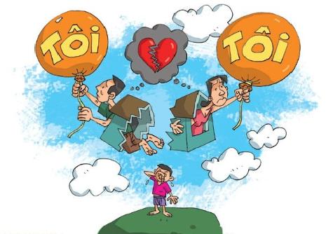 Tài sản chung của hai vợ chồng sau khi ly hôn sẽ được chia như thế nào?