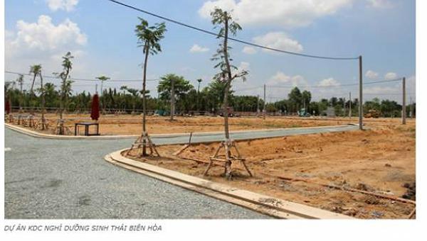 Điều tra hai công ty rao bán đất dự án ảo tại Đồng Nai