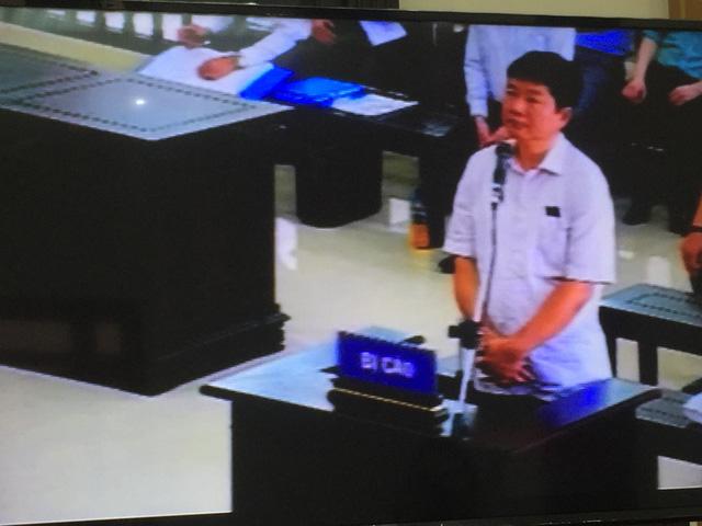 Ông Đinh La Thăng nhờ người ký khống xác nhận góp vốn vào Oceanbank?