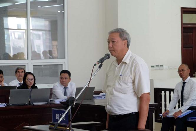 Bất ngờ tạm dừng phiên xử phúc thẩm bị cáo Đinh La Thăng