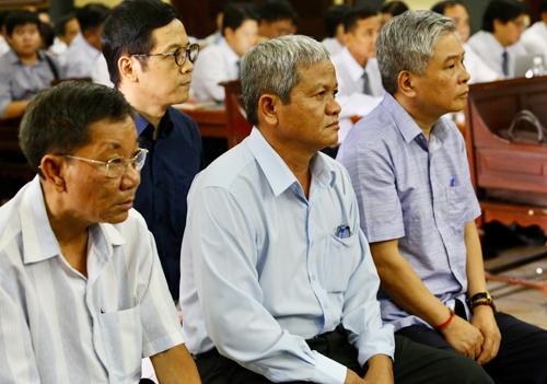 Nguyên phó thống đốc Đặng Thanh Bình: 'Cáo trạng truy tố không đúng'