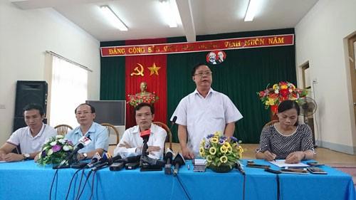Khởi tố vụ án sửa điểm thi ở Sơn La