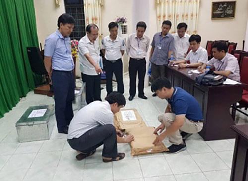 Khởi tố vụ gian lận điểm thi ở Hà Giang